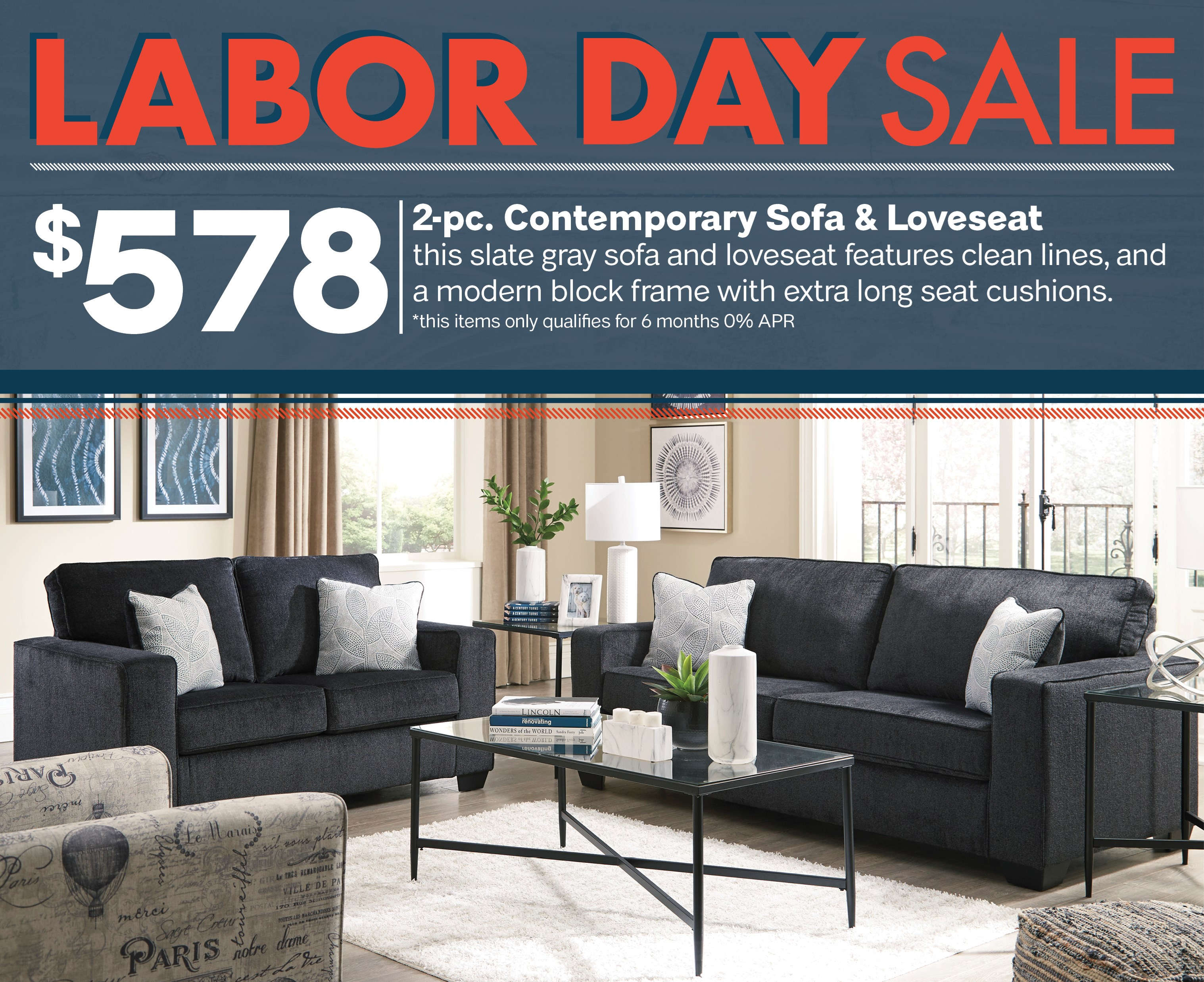 Furniture appliancemart labor day sale