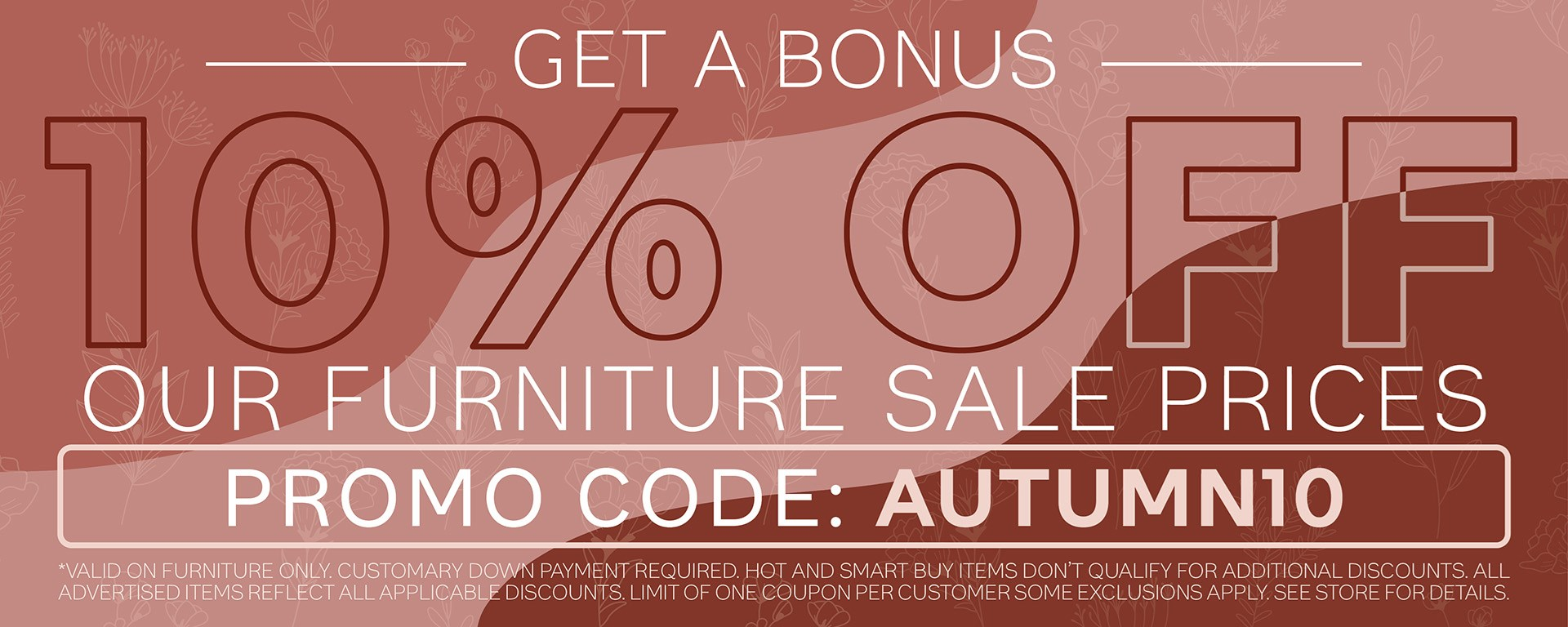 Furniture & ApplianceMart Fall Home Sale