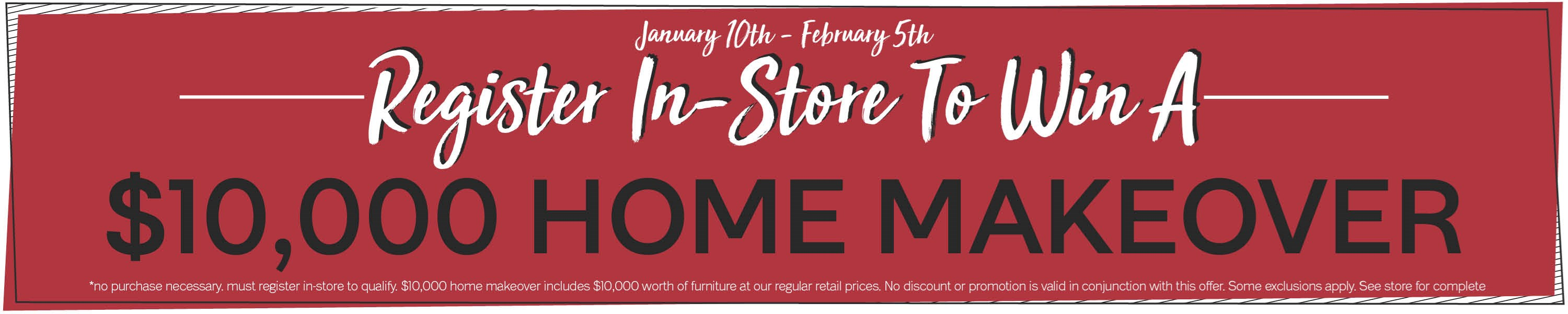 Furniture & ApplianceMart Winter Room Sale