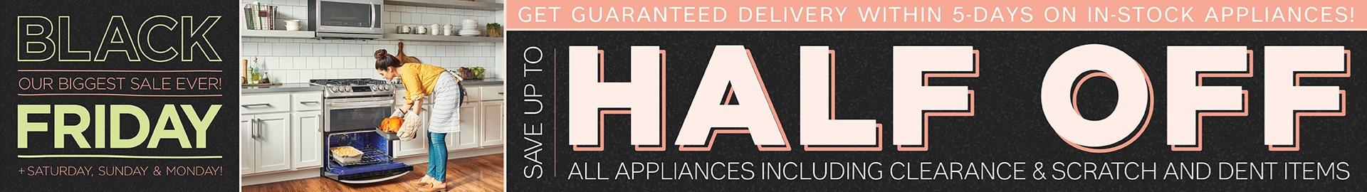 Furnitur & ApplianceMart Black Friday Sale