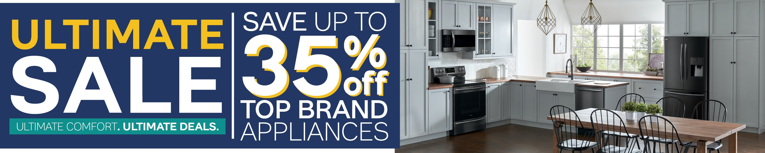 Furniture & ApplianceMart Ultimate Sale