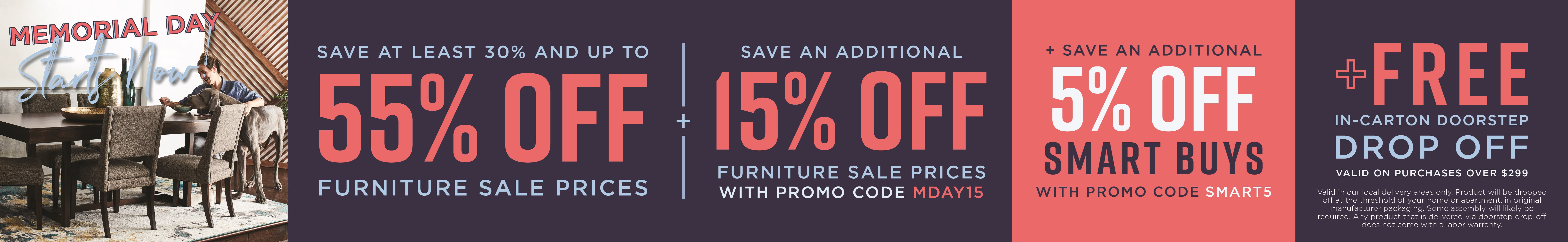 Furniture & ApplianceMart Memorial Day Sale
