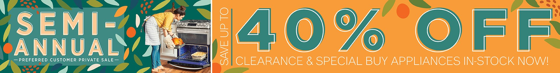 Furniture & ApplianceMart Spring Sale