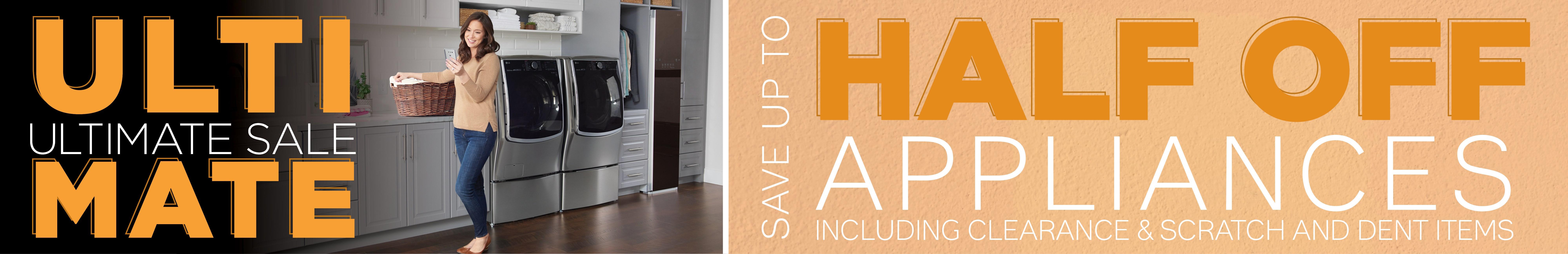 Furnture & ApplianceMart Ultimate Sale
