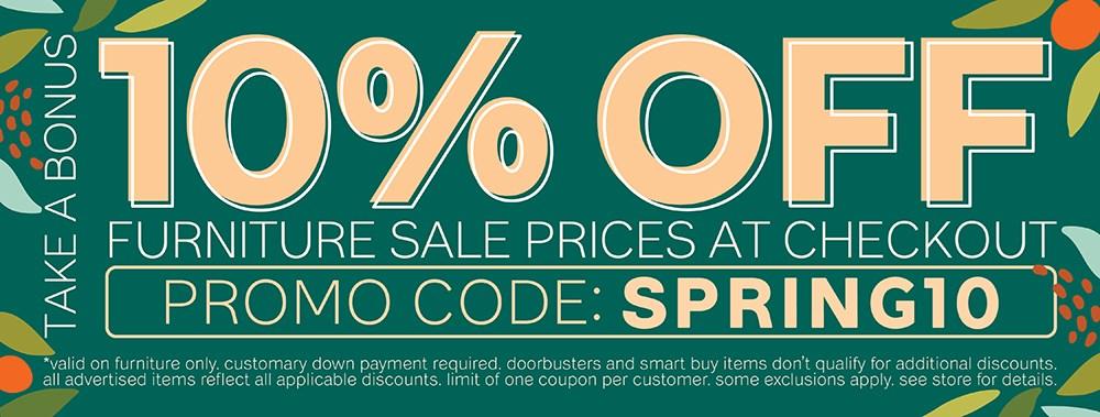 Furniture & ApplianceMart Spring Sale