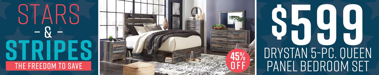 Furniture & ApplianceMart Stars & Stripes Sale