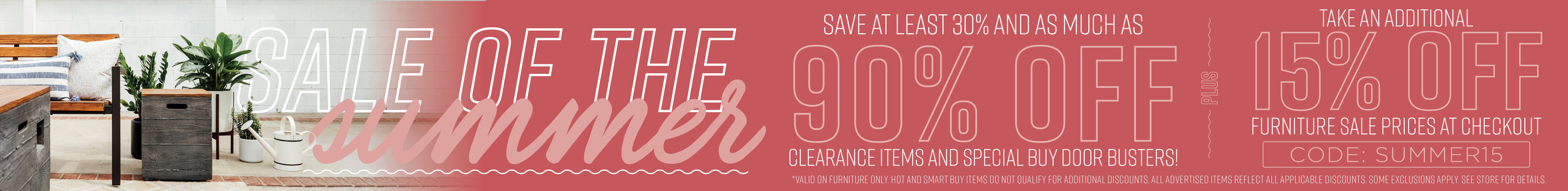 Furniture & ApplianceMart Sale of the Summer
