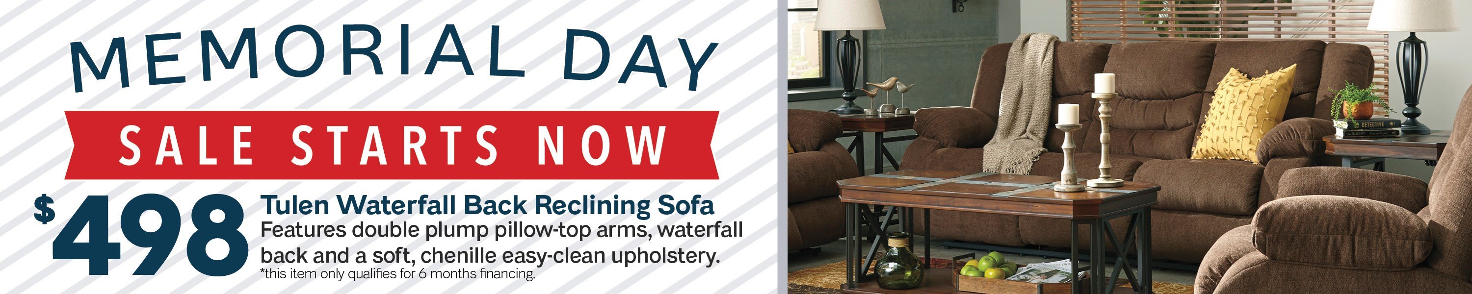 Furniture & ApplianceMart Memorial Day Sale on NOW
