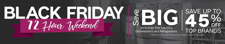 Furniture & ApplianceMart Black Friday 72 Hour Weekend