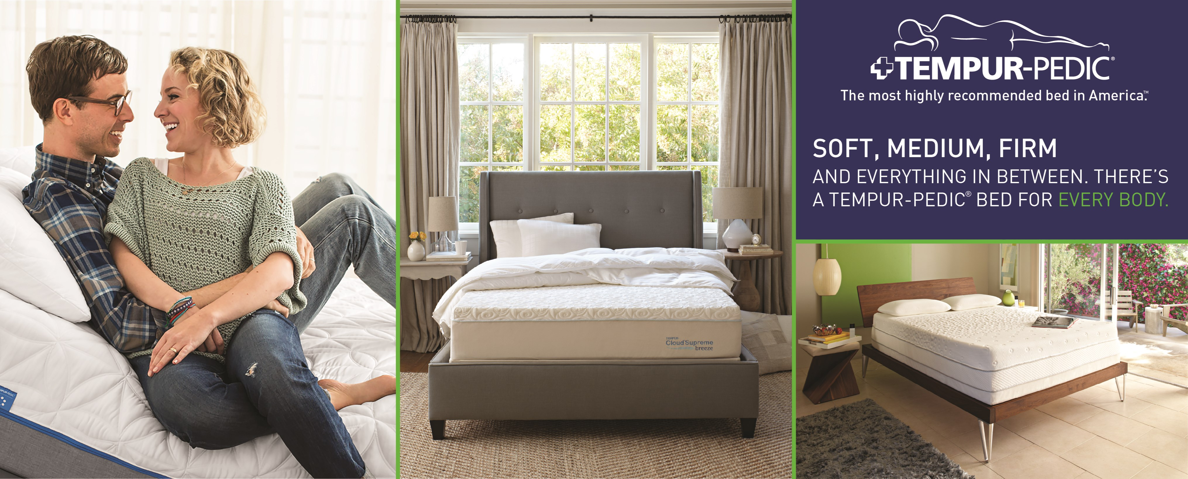 Furniture & ApplianceMart Tempurpedic Mattresses