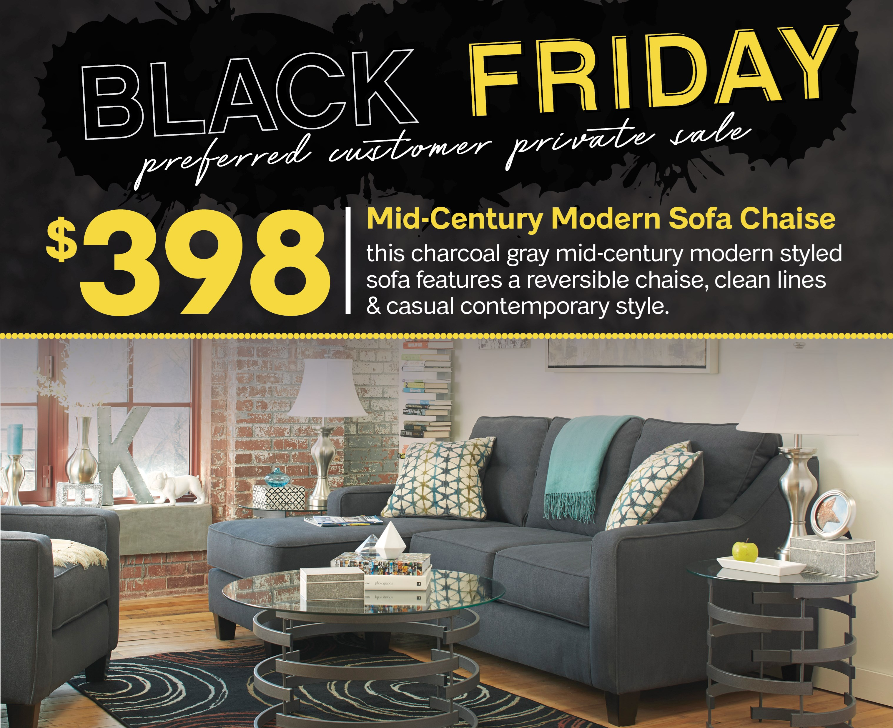 Furniture appliancemart black friday private preview