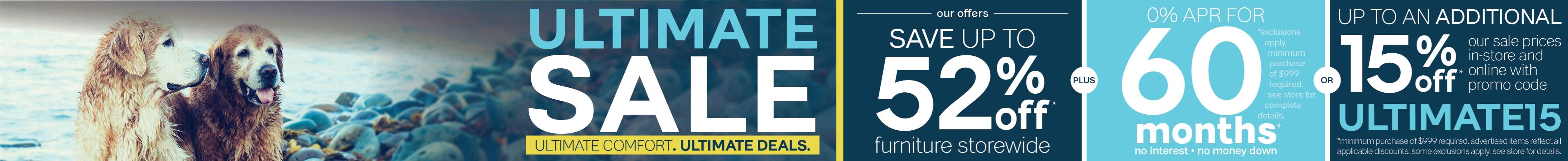 Furniture & ApplinceMart Ultimate Sale
