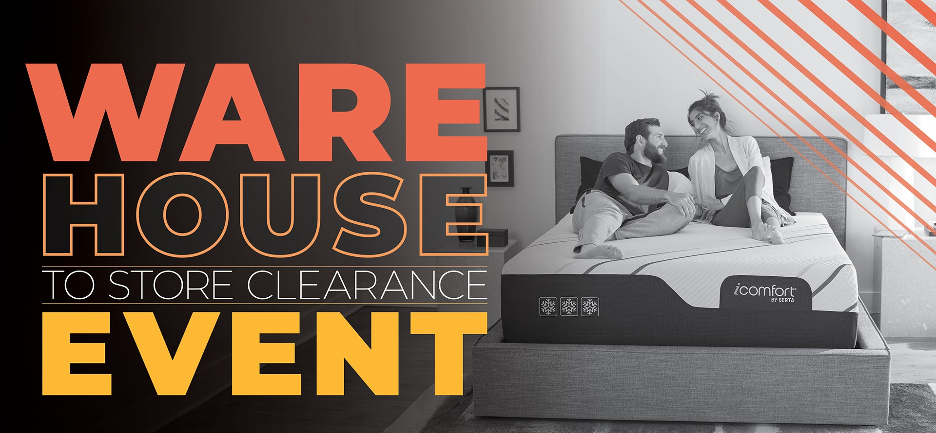 Furniture & ApplianceMart Warehouse to Store Clearance Event