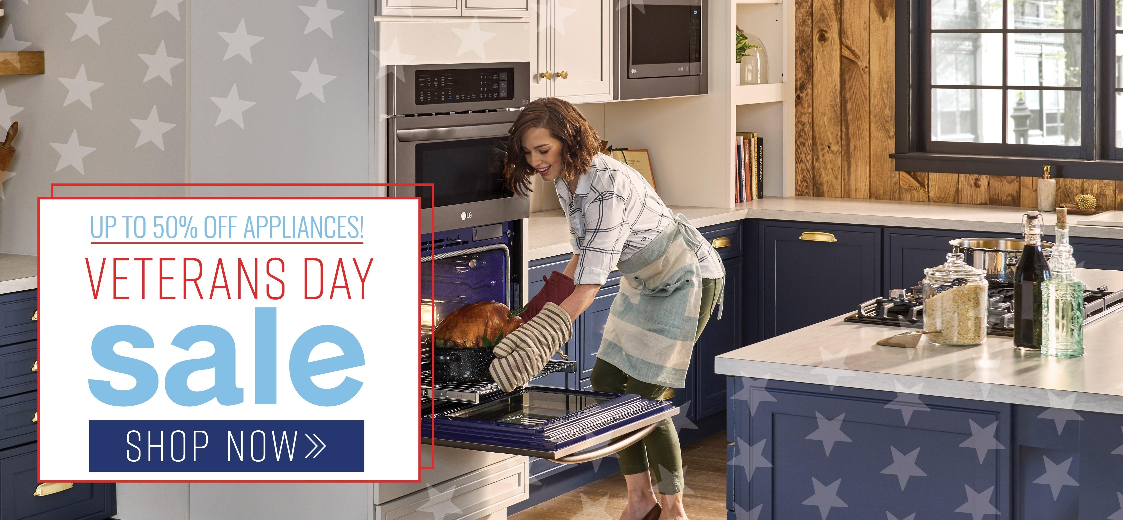 Furniture & ApplianceMart Veterans Day Sale