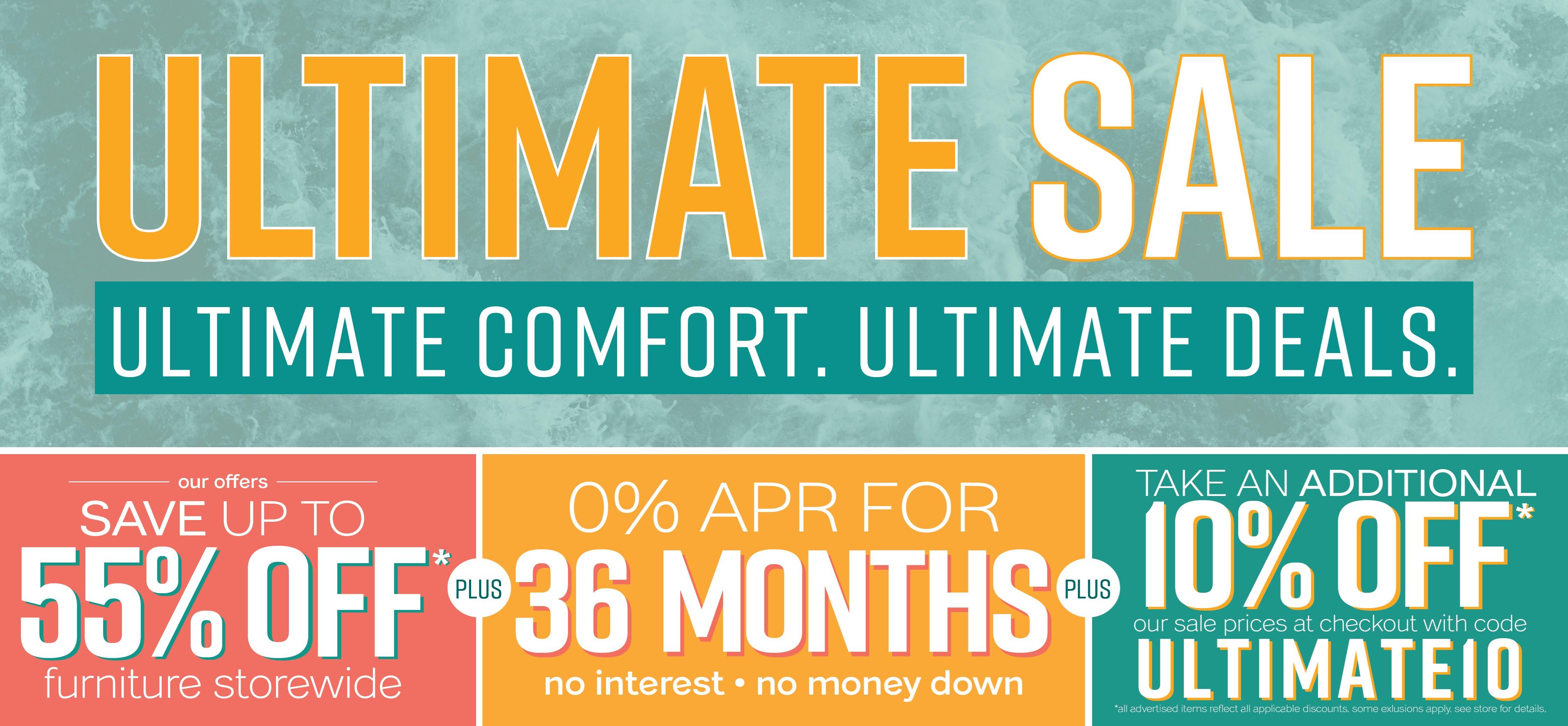 Furniture & ApplianceMart Ultimate Sale