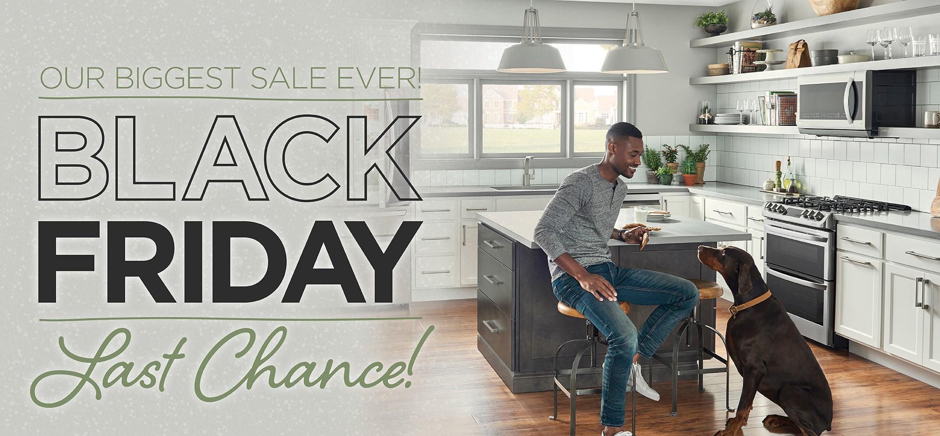 Furniture & ApplianceMart Black Friday Last Chance Sale
