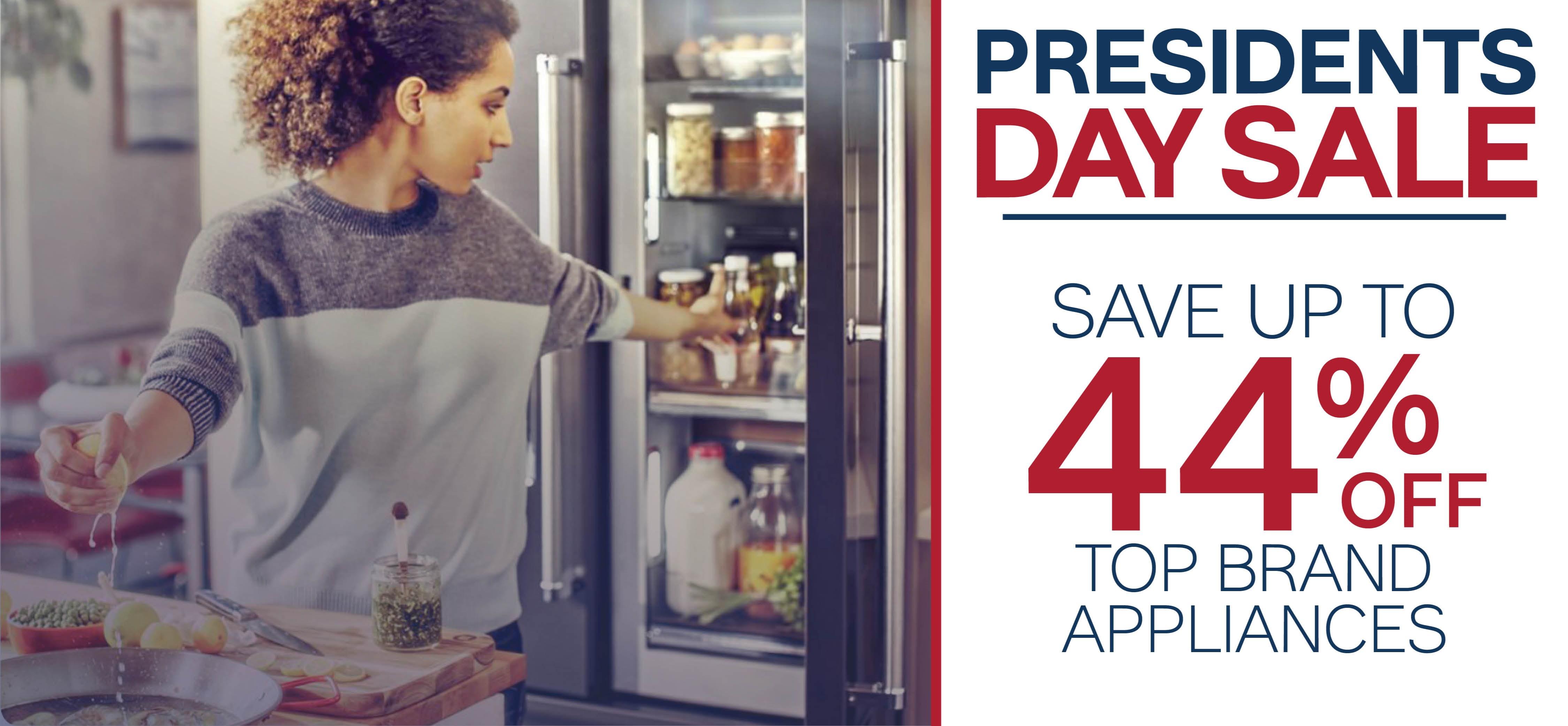 Furniture & ApplianceMart Presidents Day Weekend