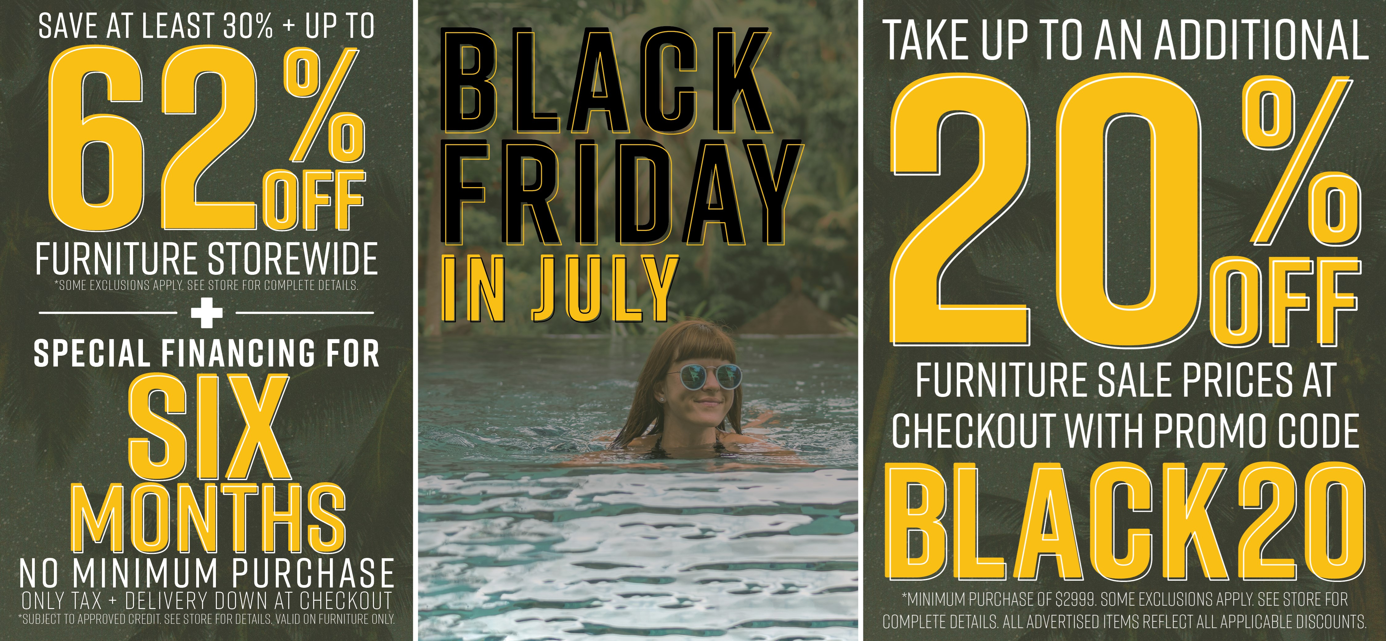 Furniture & ApplianceMart Black Friday in July