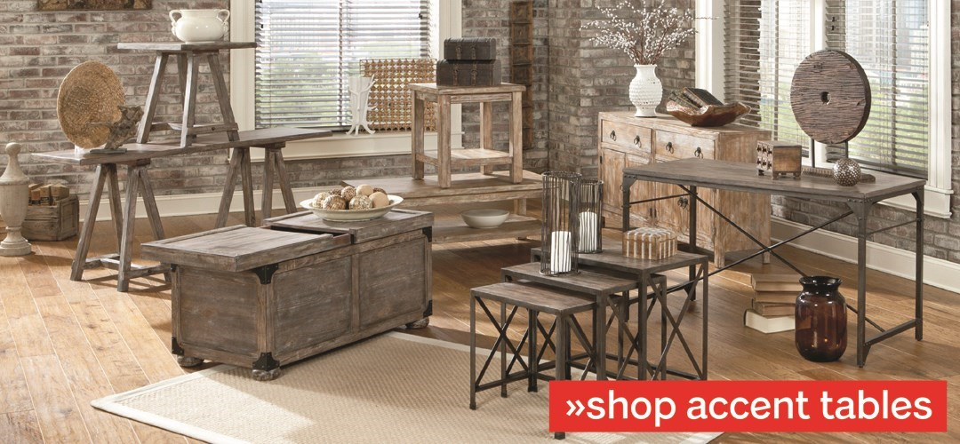 Accent Tables Furniture And Appliancemart Stevens Point Rhinelander Wausau Green Bay