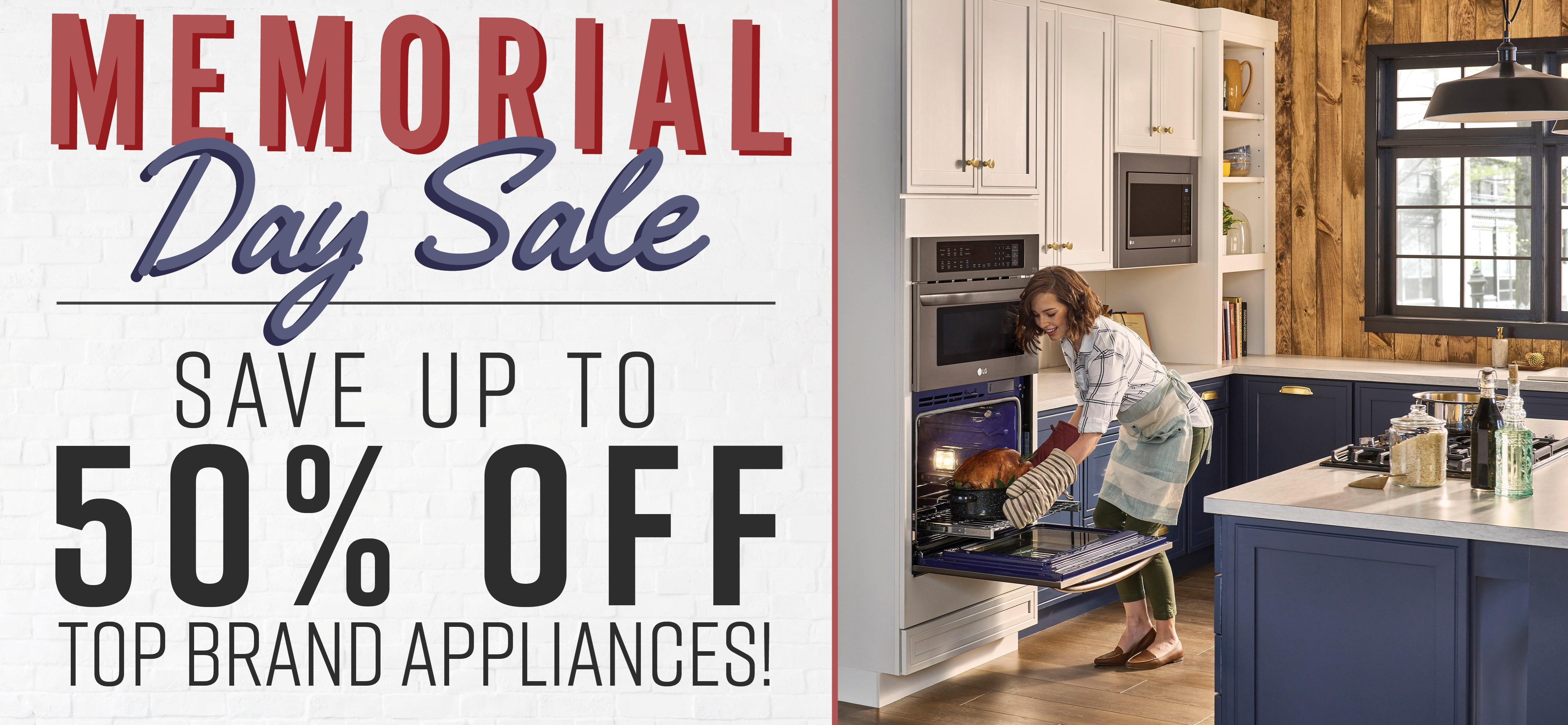 Furniture & ApplianceMart Memorial Day Sale
