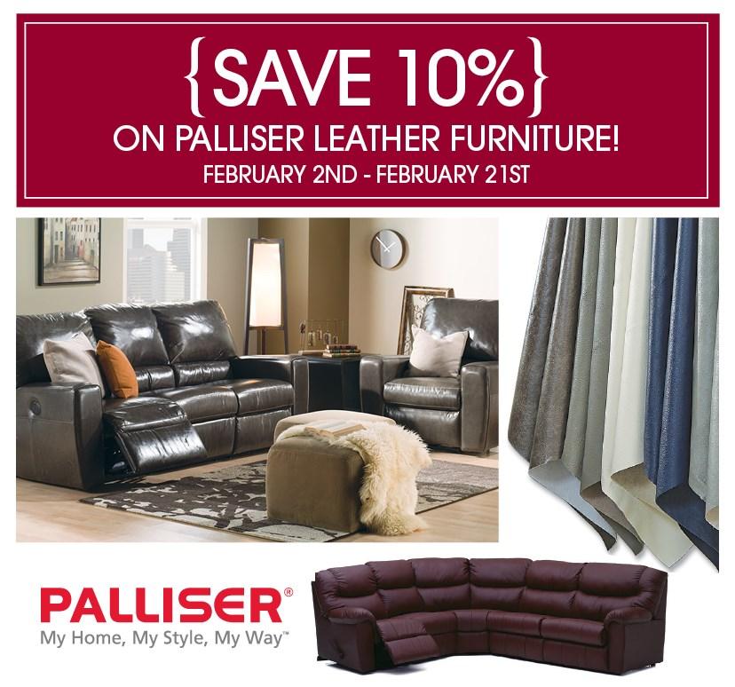 10% Off Palliser