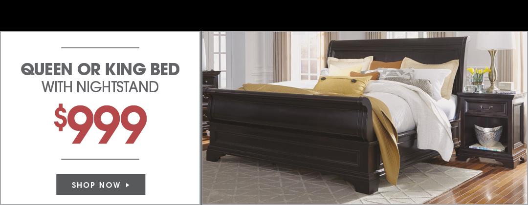 Wynwood bed