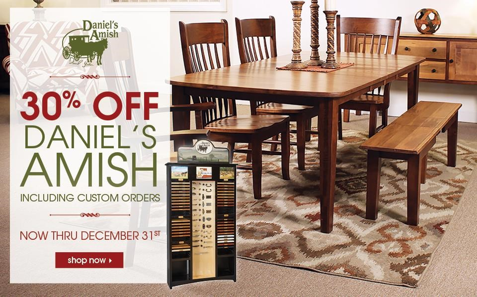 Amish Sale. Conlin s Furniture   Montana  North Dakota  South Dakota