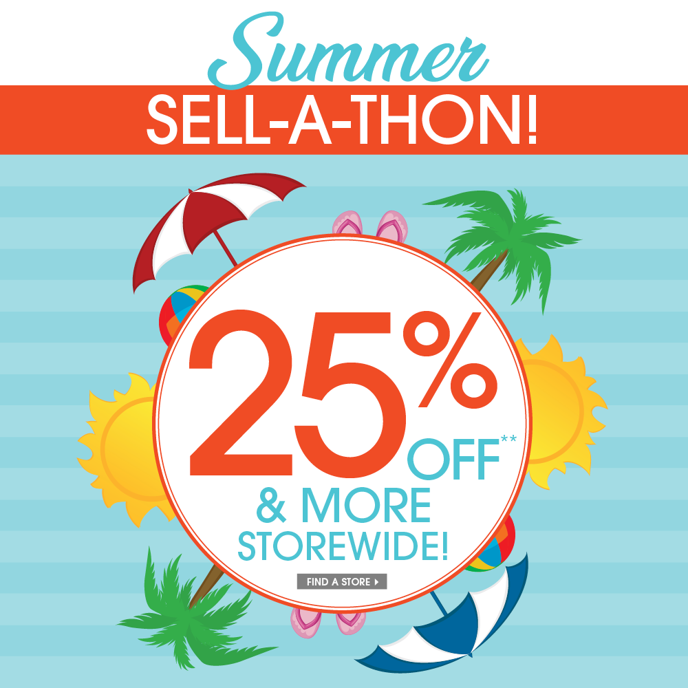 Summer Sell-A-Thon 2