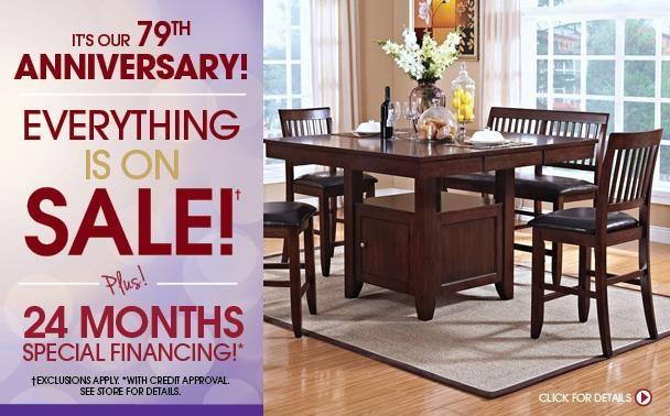 Conlin's Anniversary Sale