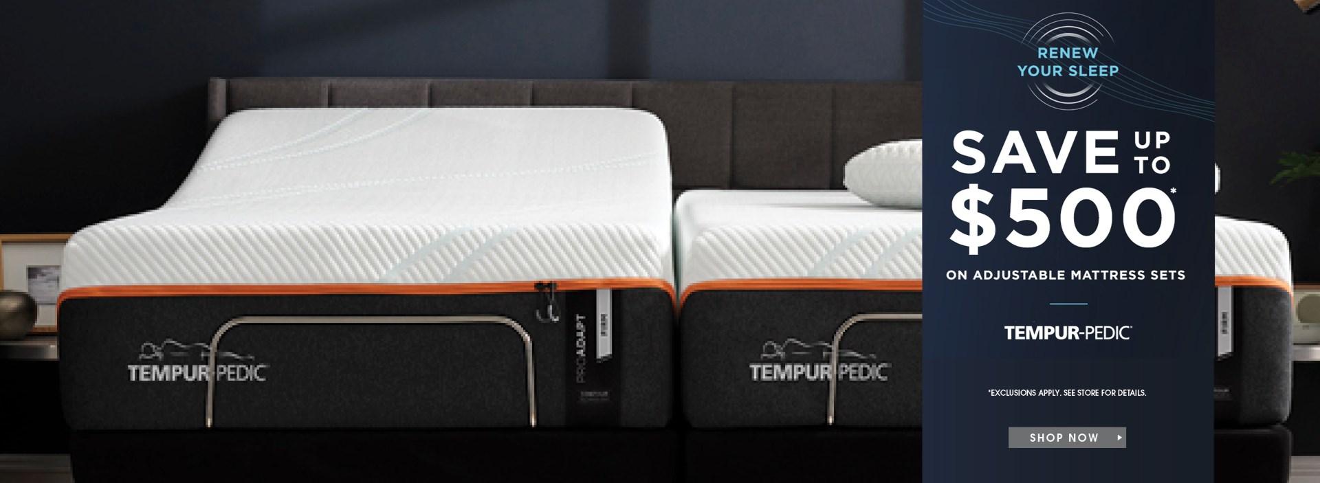 Pres day mattress