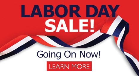 Labor Day Sale (Going On Now)