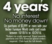 Anniversary Sale (Thru Monday) Oct. 2016