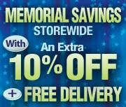 Memorial Sale (Ends Monday) 2018