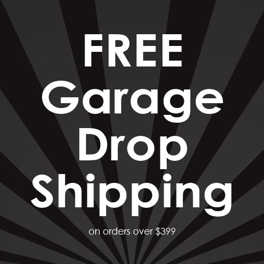 Free Garage Drop