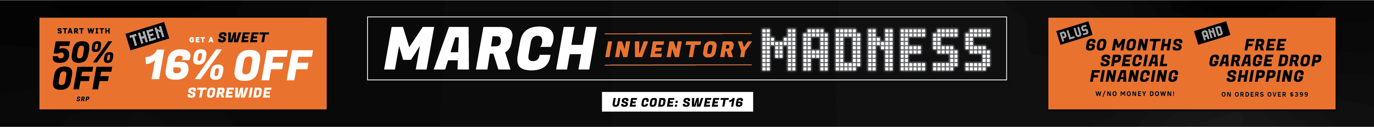 March Inventory Madness
