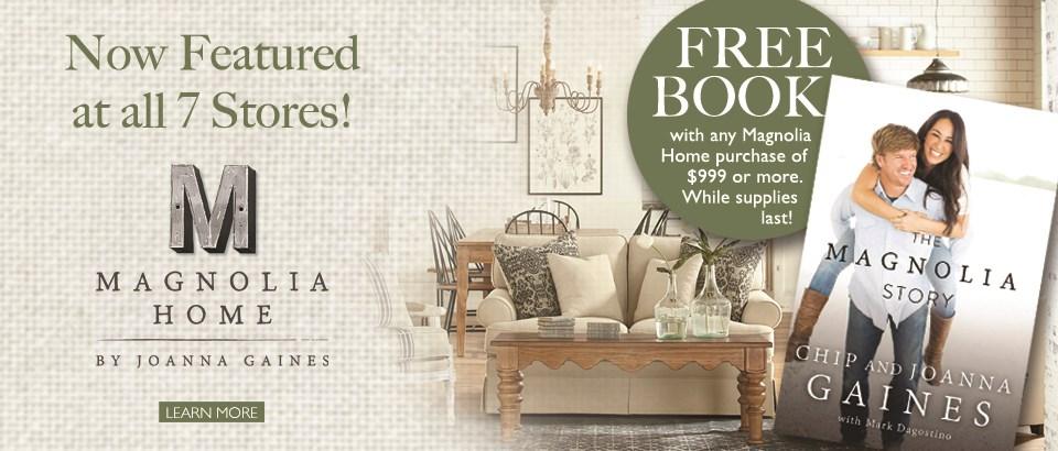 Magnolia Home (Free Book)