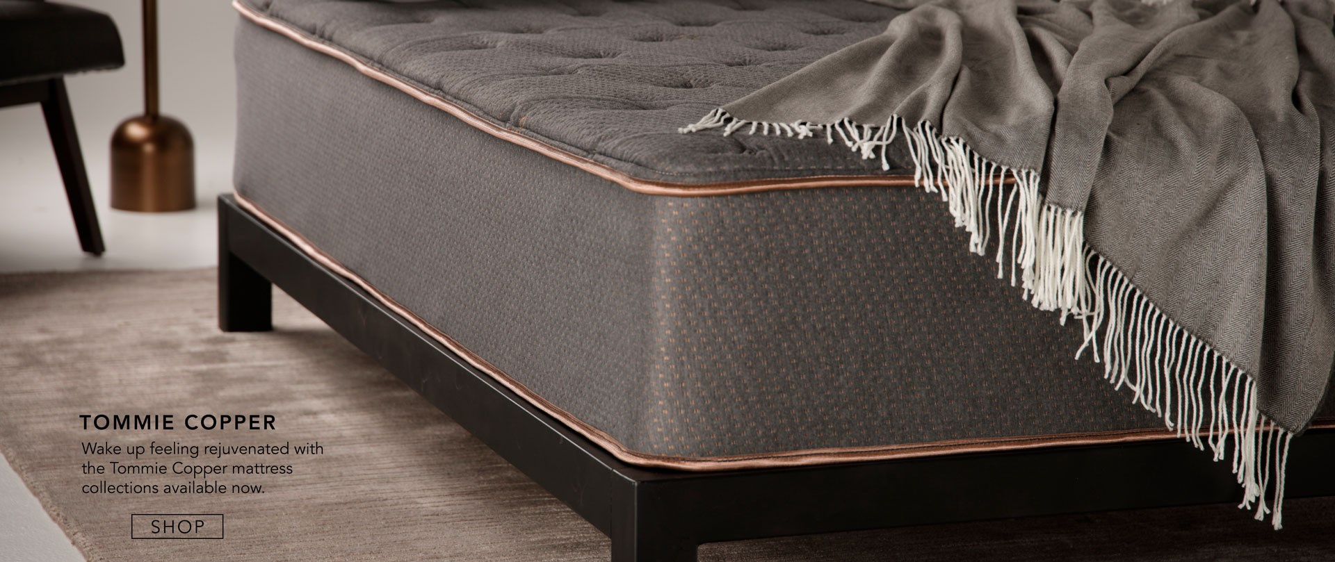 Shop Tommie Copper mattress collections