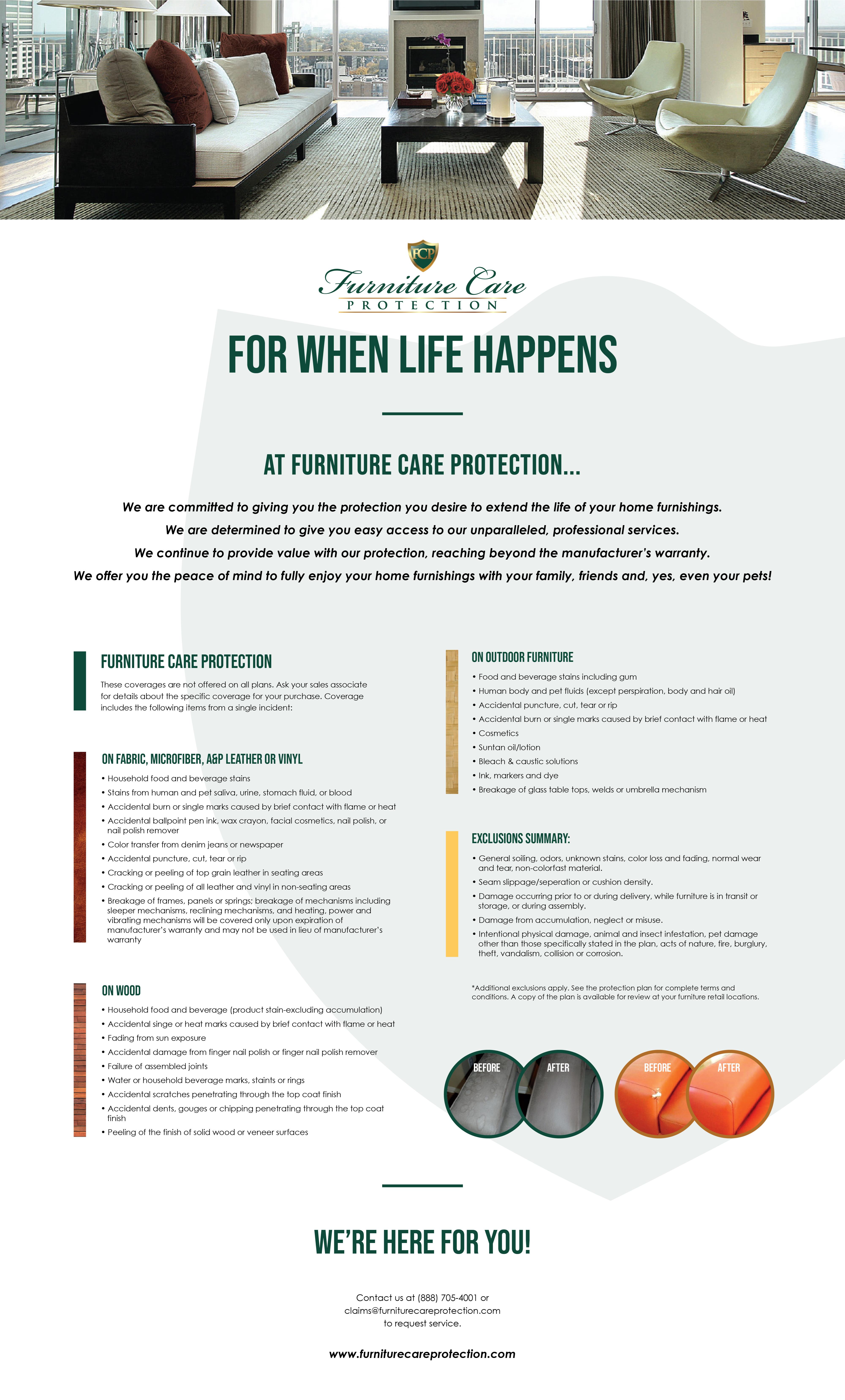 Premium Elite 5-Year Protection Graphic