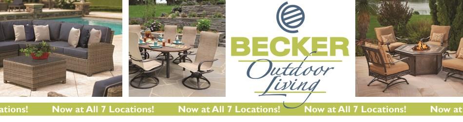 Outdoor Furniture - Outdoor Patio Furniture - Becker Outdoor Living - Twin Cities