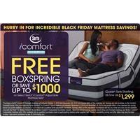 Serta IComfort Hybrid Black Friday Mattress Savings