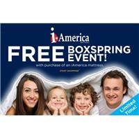 Free Boxspring Event