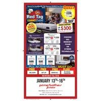 Red Tag Event
