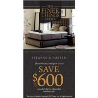 Save up to $600 on select flat or adjustable mattress sets