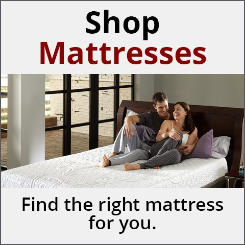 Shop Mattresses - Find the right mattress for you.