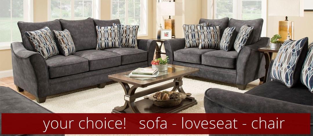 your choice sofa