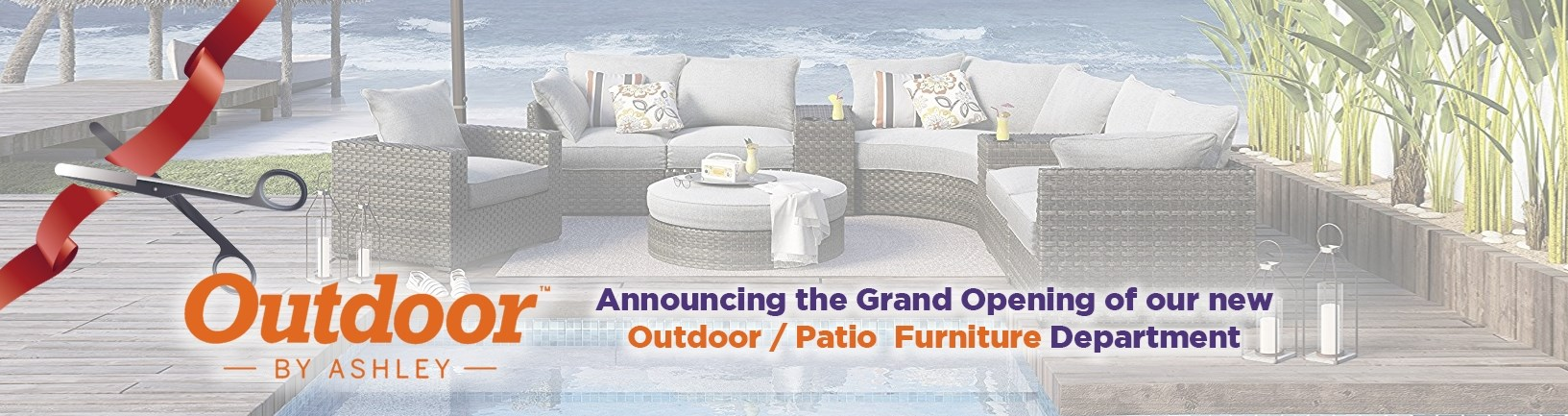 Ordinaire Sectional Sale New Outdoor Patio By Ashley