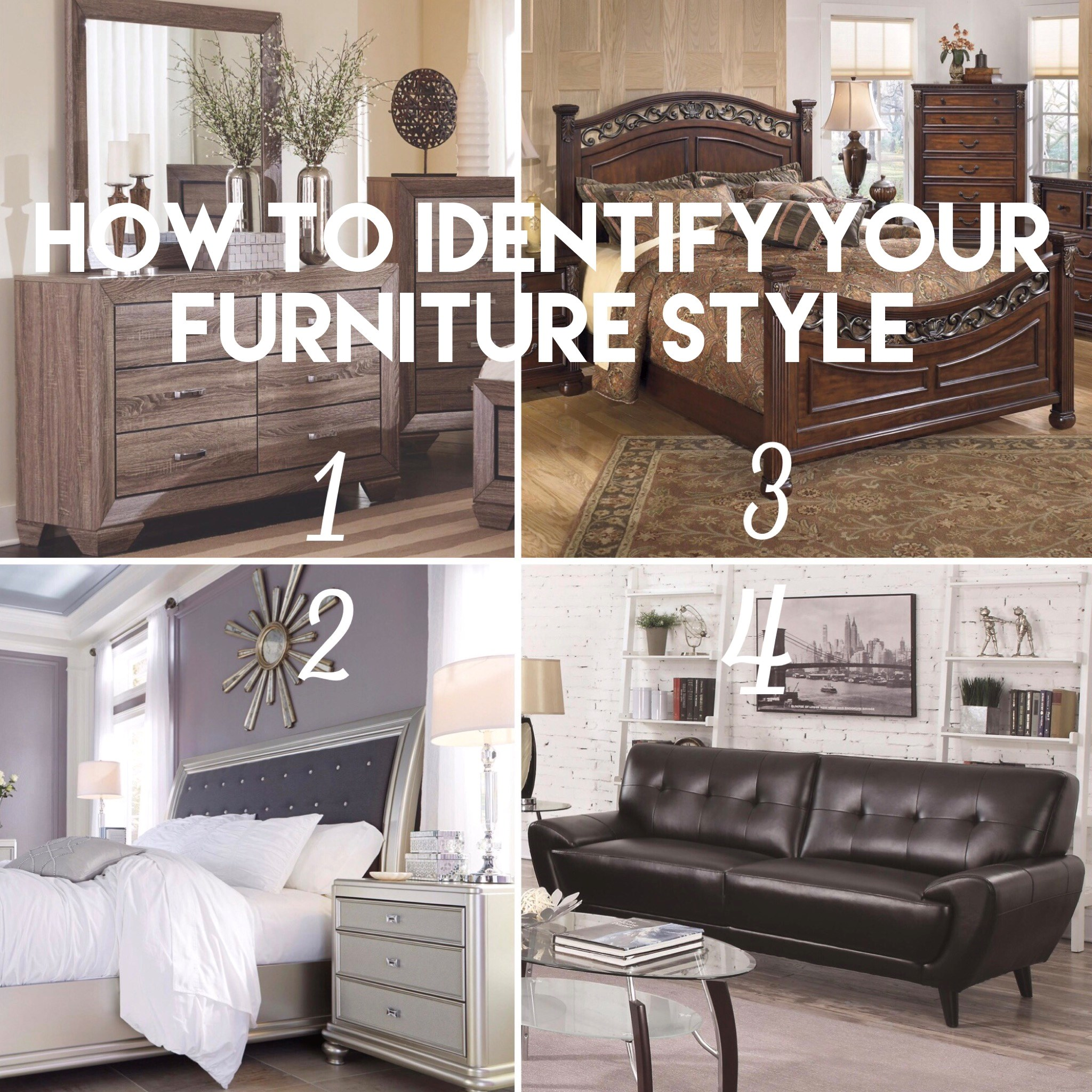 How To Identify Your Furniture Style Blog
