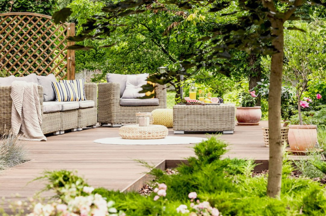 2019 Outdoor Furniture Trends to Be Aware Of