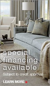 Special financing available subject to credit approval