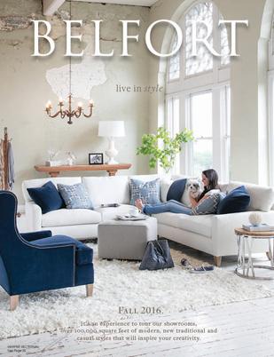 Belfort Fall Catalog 2016
